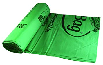 BioBag - Tall 13 Gallon Food Scrap Bags, 60 Count